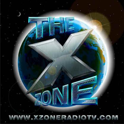 The X Zone Logo