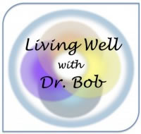 living well with dr bob logo